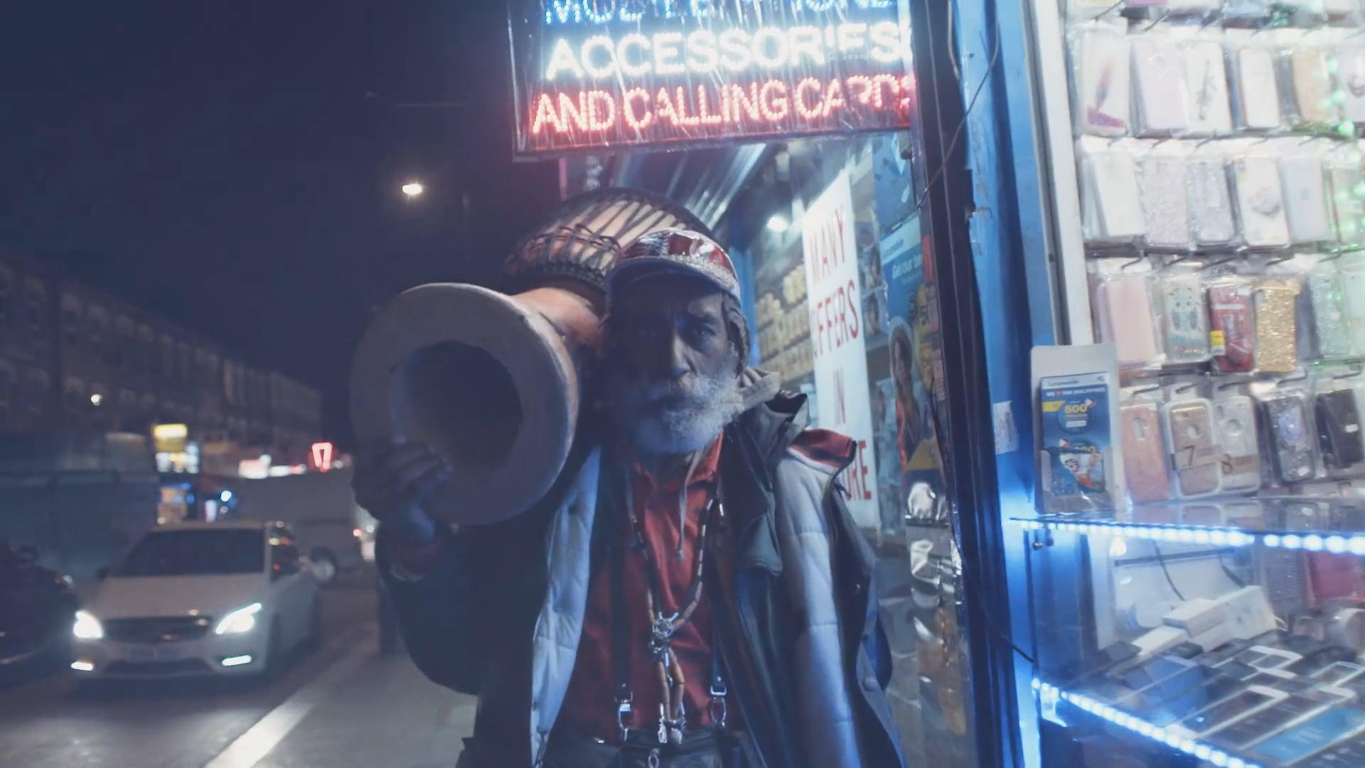 "Video: London's ""unhealthiest"" high street"