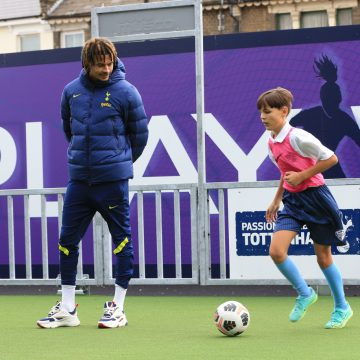 Tottenham Hotspur is proud to introduce N17 Arena – a vibrant community space and talent ID centre in the heart of Tottenham.